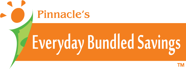 Pinnacle�s Everyday Bundled Savings Logo